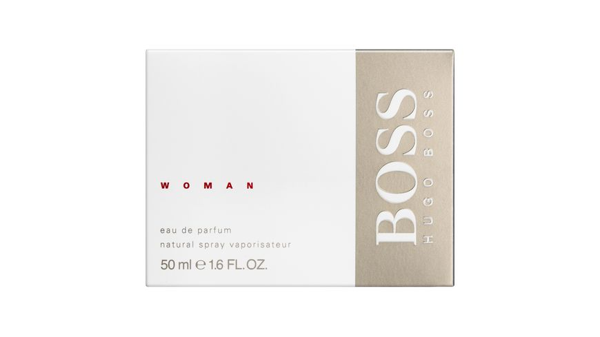 BOSS Woman Eau de Parfum Natural Spray