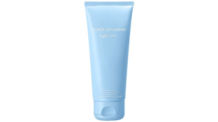 DOLCE GABBANA Light Blue Shower Gel