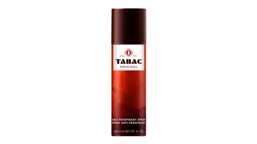 TABAC Original Anti Perspirant Spray