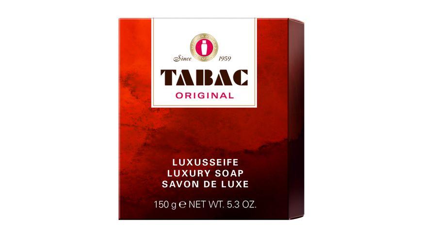 TABAC Original Luxury Soap Faltschachtel