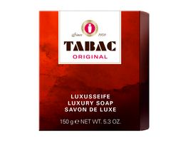 TABAC Original Luxury Soap Faltschachtel
