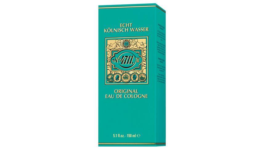 4711 Echt Koelnisch Wasser Eau de Cologne