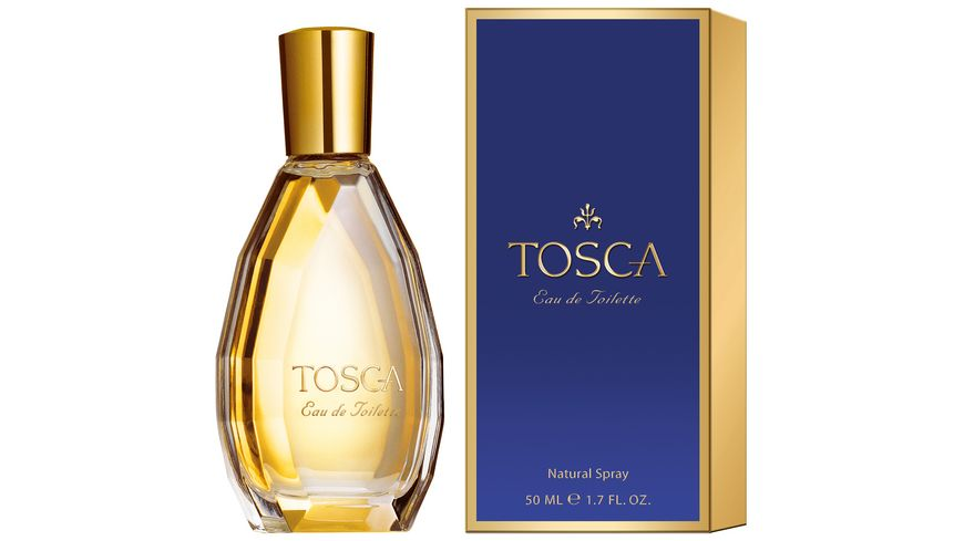 TOSCA Eau de Toilette Natural Spray