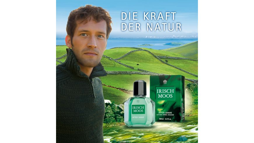 SIR IRISCH MOOS After Shave Lotion