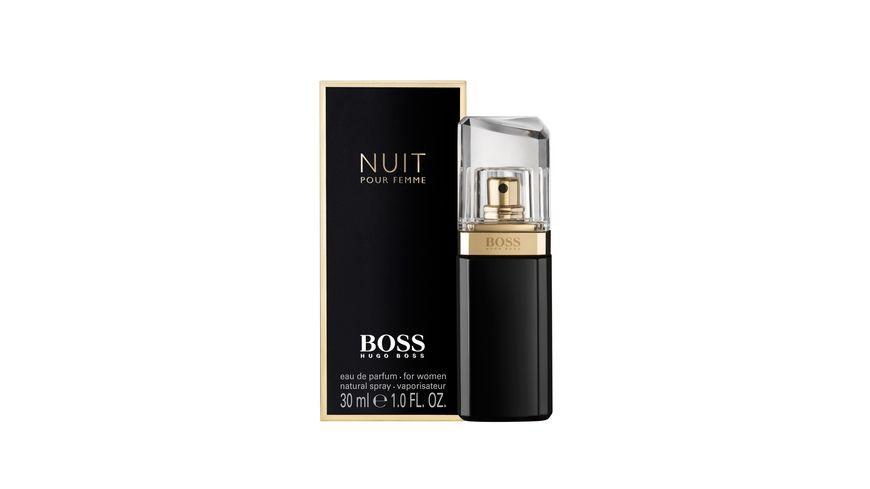 BOSS Nuit Pour Femme Eau de Parfum Natural Spray