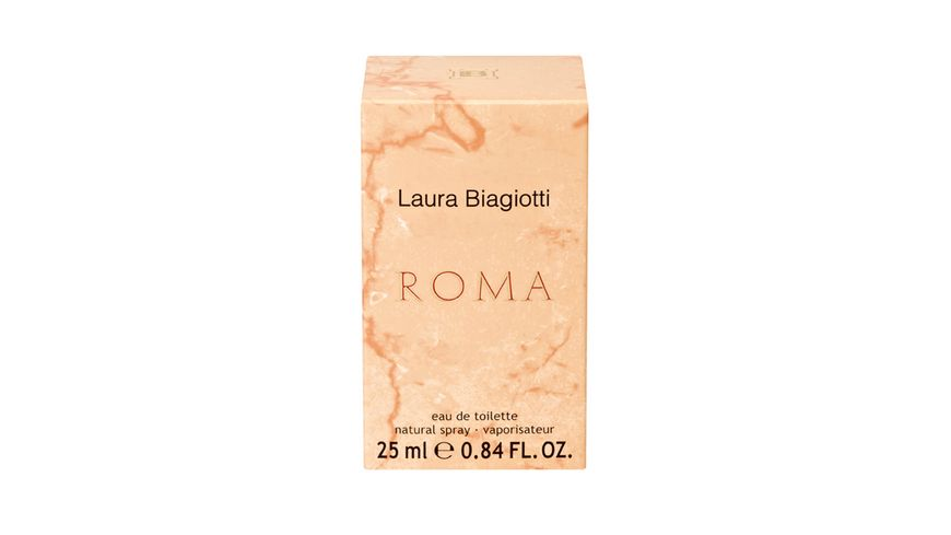 Laura Biagiotti Roma Eau de Toilette Natural Spray
