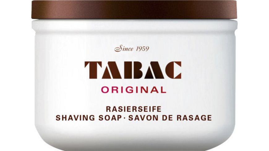 TABAC Original Rasierseife mit Tiegel