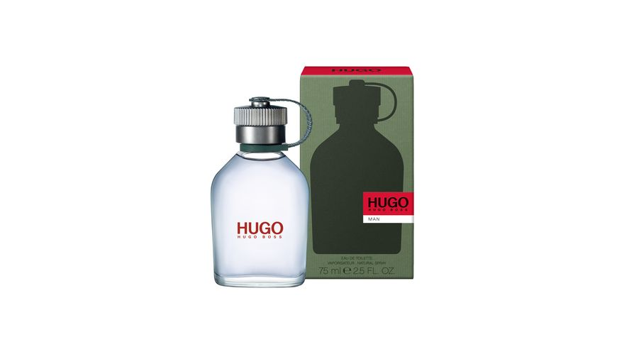 HUGO Man Eau de Toilette Natural Spray
