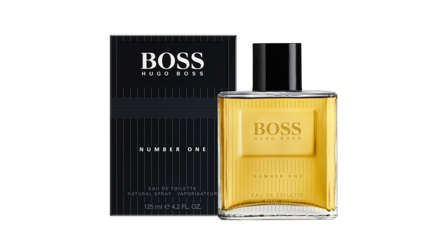 BOSS Number One Eau de Toilette Natural Spray
