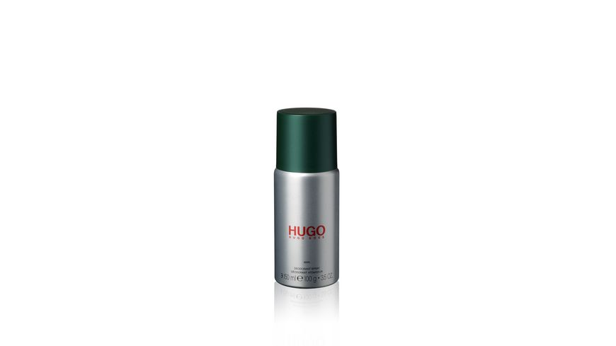 HUGO Man Deodorant Spray