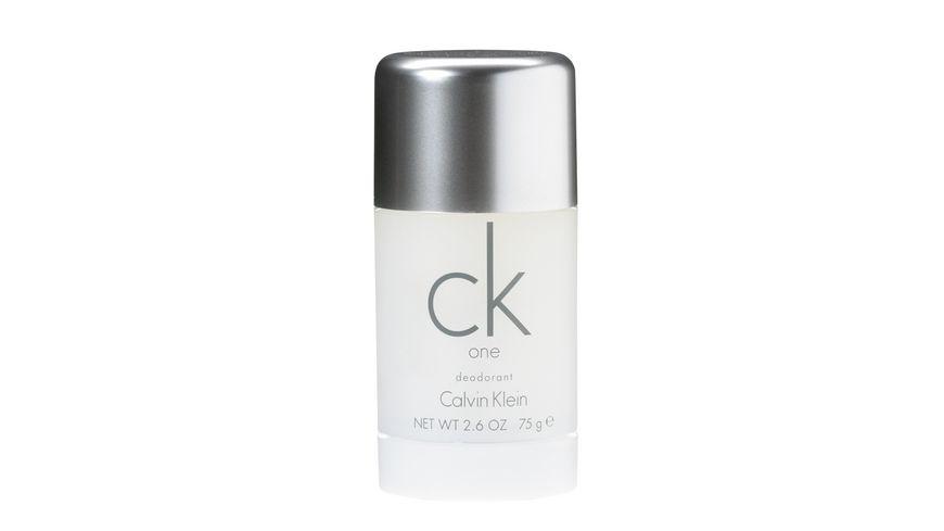 Calvin Klein ck one Deo Stick