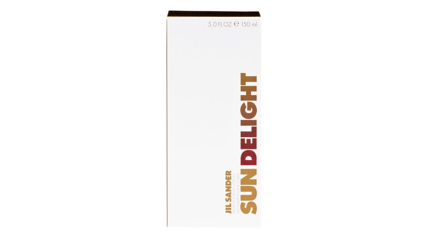 JIL SANDER Sun Delight Body Lotion