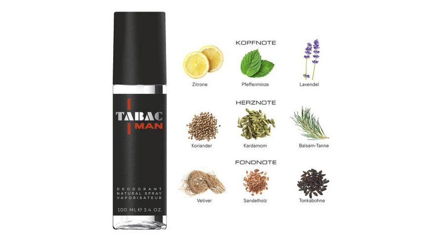 TABAC Man Deo Natural Spray