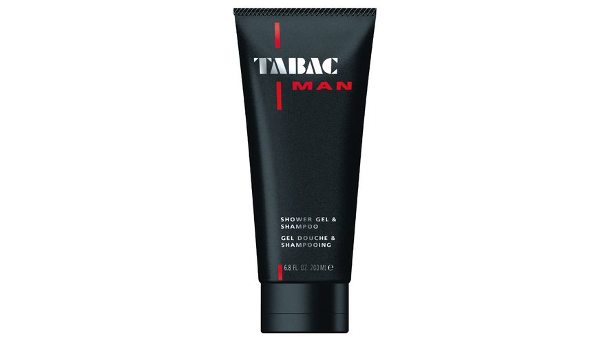 TABAC Man Shower Gel Shampoo