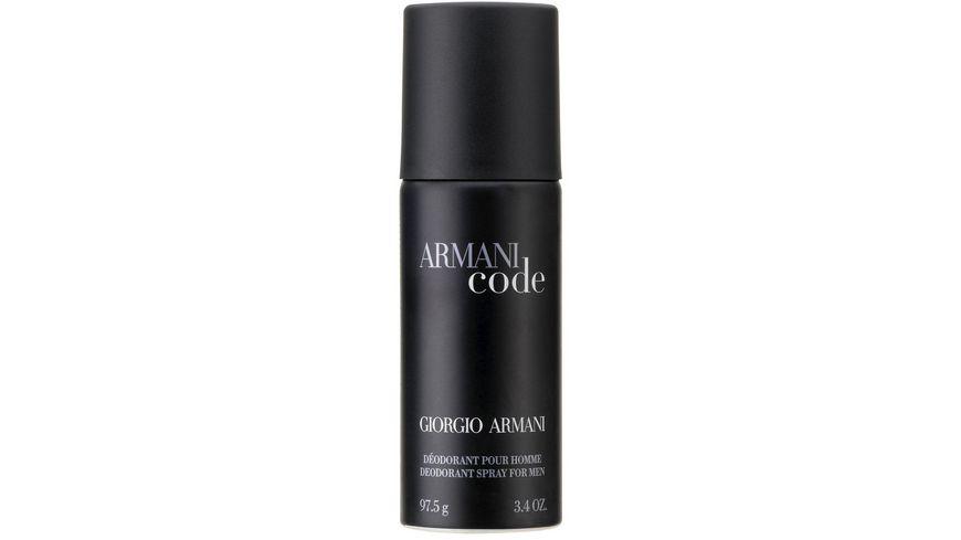 GIORGIO ARMANI Code Homme Deospray