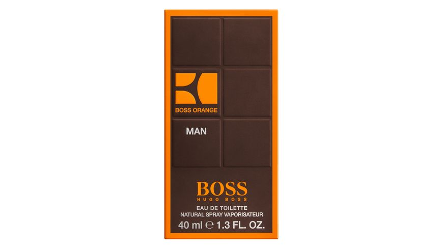 BOSS Orange Man Eau de Toilette Natural Spray