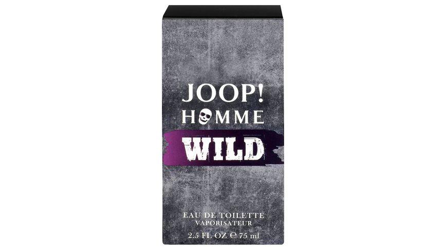Joop Homme Wild Eau de Toilette