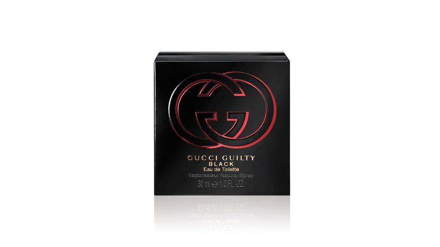 GUCCI Guilty Black Eau de Toilette Natural Spray