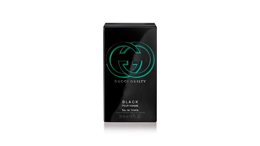 GUCCI Guilty Black Pour Homme Eau de Toilette Natural Spray