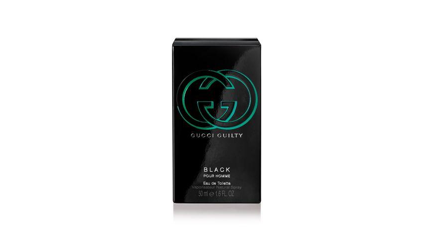 GUCCI Guilty Black Pour Homme Eau de Toilette Natural Spray