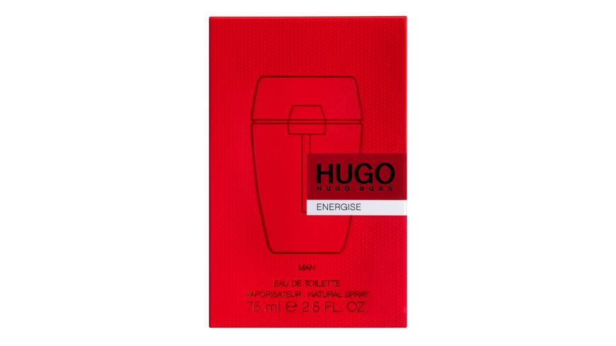 HUGO Energise Eau de Toilette Natural Spray