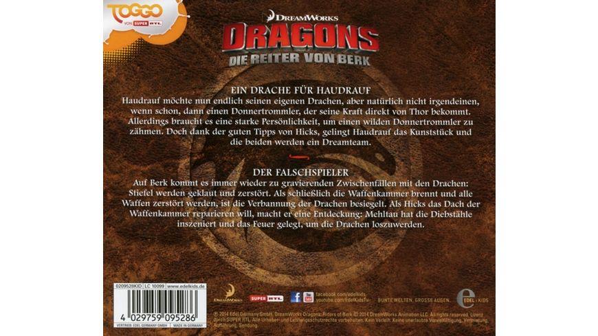 3 Original HSP z TV Serie Ein Drache Fuer Haudrauf