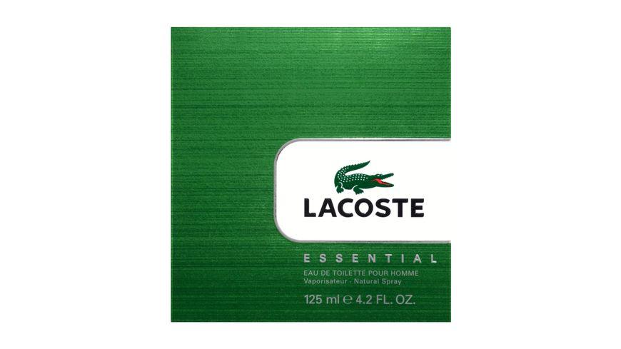 LACOSTE Essential Eau de Toilette Natural Spray