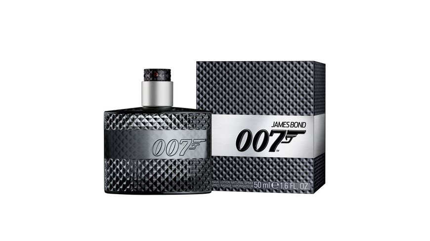 JAMES BOND 007 After Shave Lotion Natural Spray
