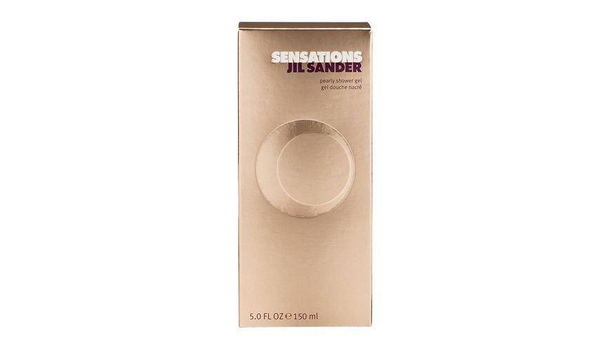 JIL SANDER Sensations Shower Gel