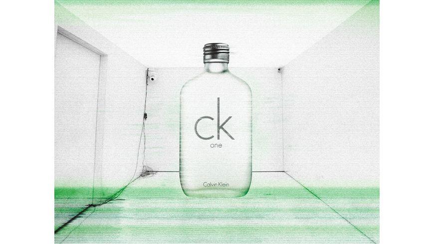 Calvin Klein ck one Shower Gel