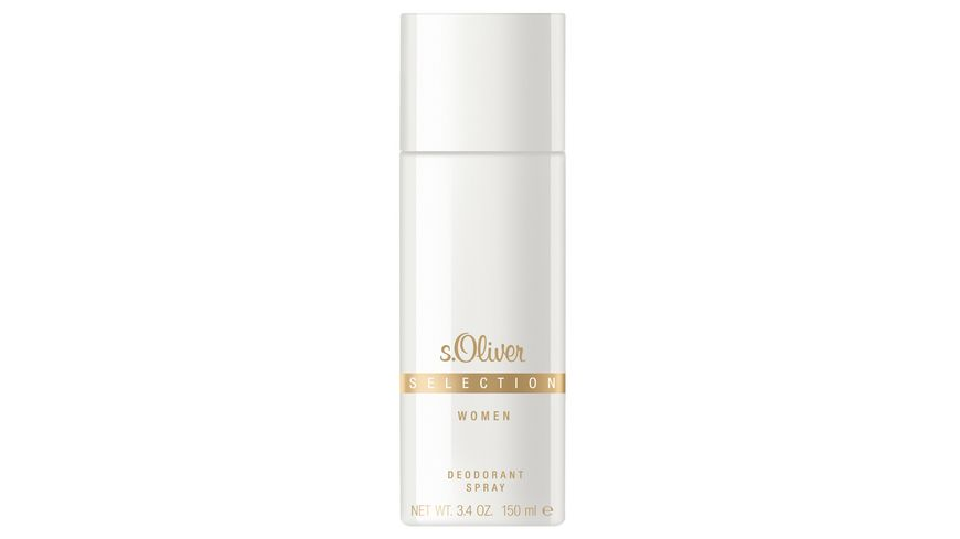 s.Oliver Selection Women Deo Natural Spray