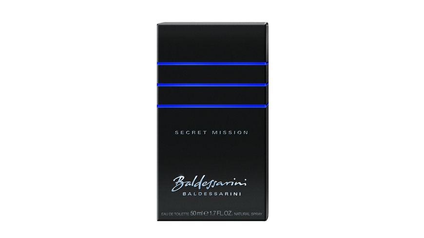 Baldessarini Secret Mission Eau de Toilette Natural Spray
