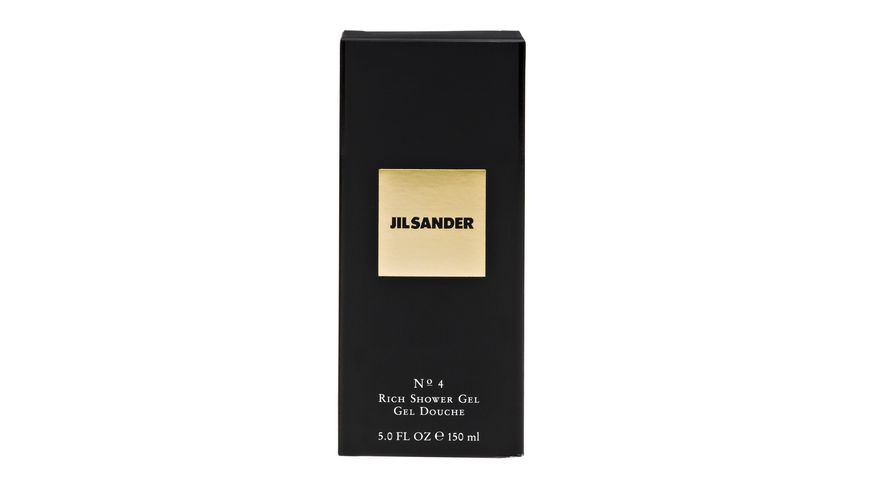 JIL SANDER No 4 Shower Gel
