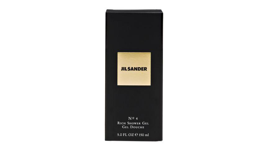 JIL SANDER No 4 Shower Gel