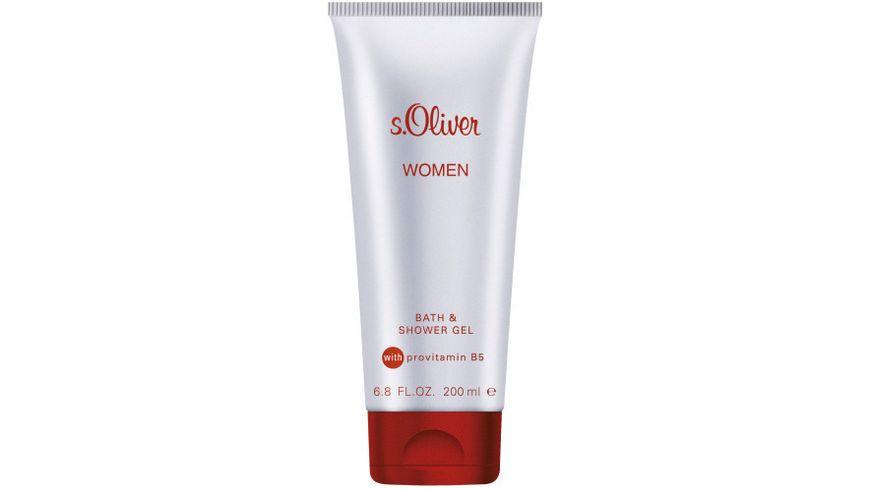 s Oliver Classic Women Bath Showergel