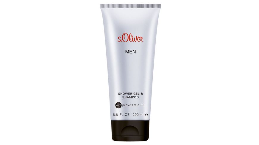 s Oliver Men Bath Shower Gel
