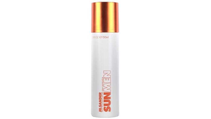 JIL SANDER Sun Men Deodorant Spray