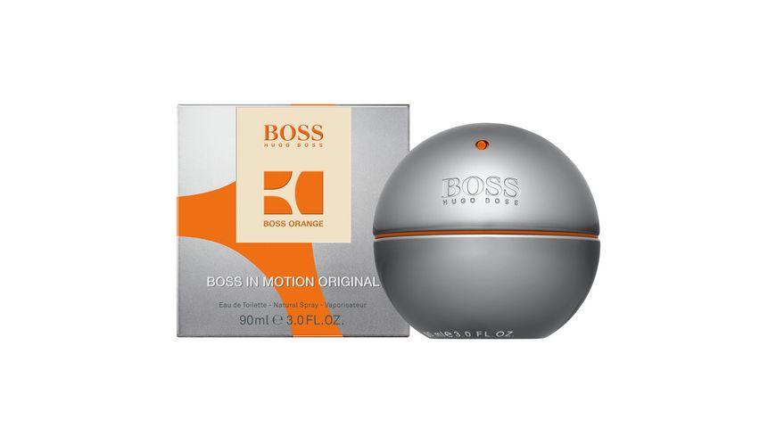 BOSS In Motion Original Eau de Toilette Natural Spray