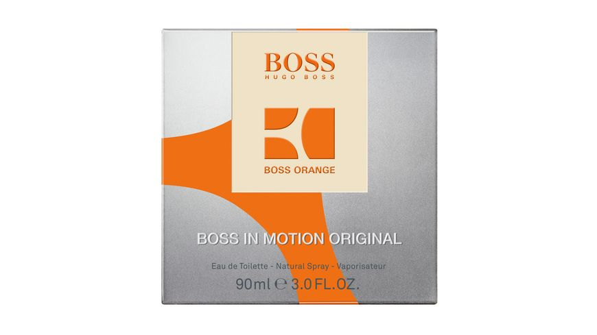 BOSS In Motion Original Eau de Toilette Natural Spray