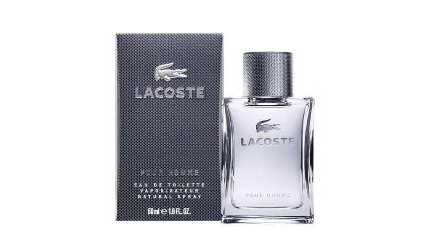 LACOSTE Pour Homme Eau de Toilette Natural Spray