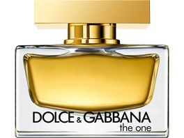 DOLCE GABBANA THE ONE Eau de Parfum