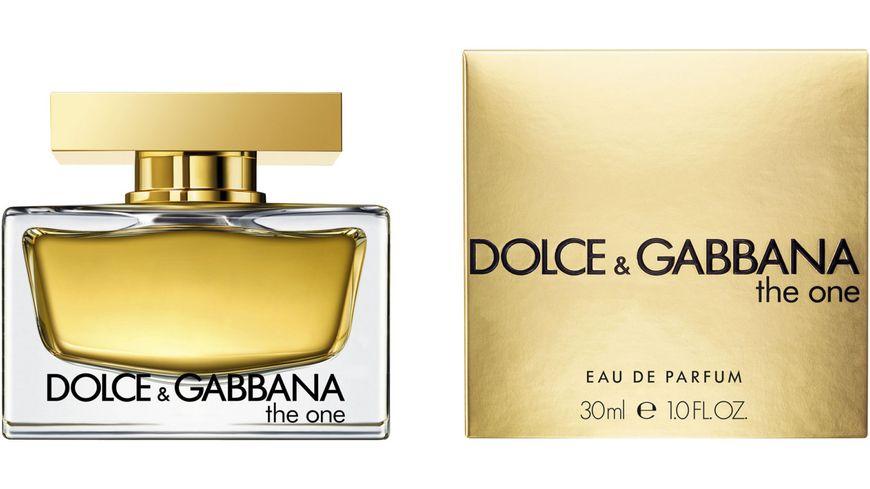 DOLCE GABBANA THE ONE Eau de Parfum