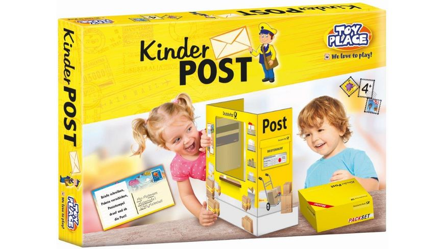 Mueller Toy Place Kinderpost