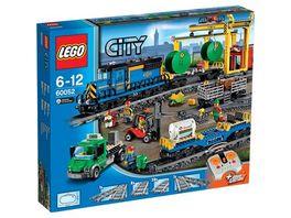 LEGO City 60052 Gueterzug