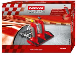 Carrera DIGITAL 143 2 4 GHz Wireless Anschlussschiene inkl 2 Handreglern