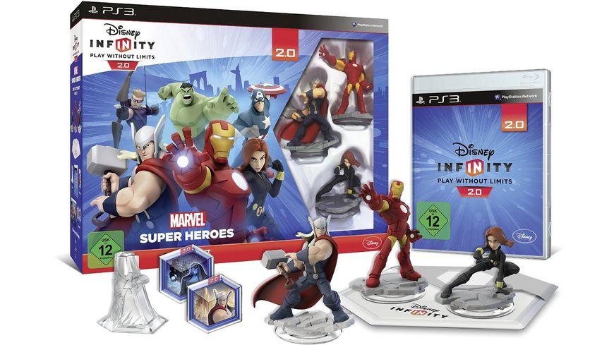 Disney Infinity 2 0 Marvel Super Heroes