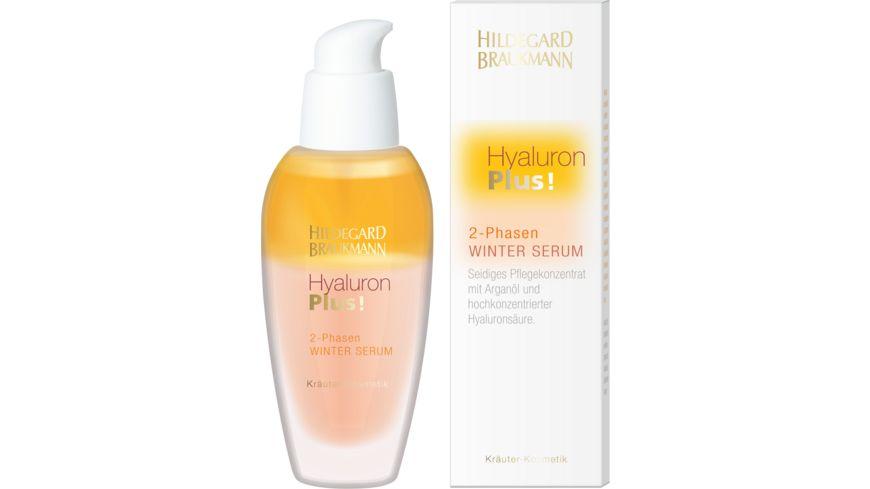 HILDEGARD BRAUKMANN Hyaluron Plus 2 Phasen Winter Serum