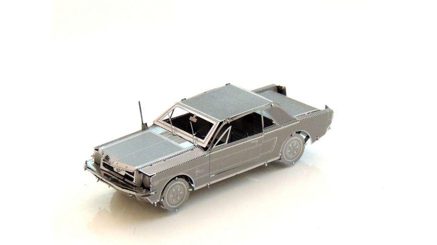 Metal Earth 502606 Cars Mustang 1965