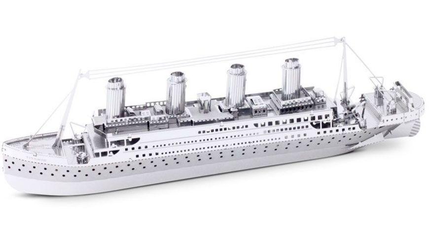 Metalearth Schiffe Titanic