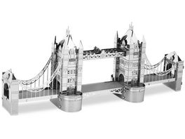 Metalearth Bauwerke Tower Bridge